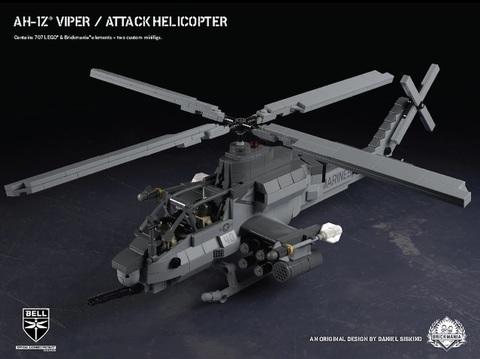 AH-1Z Viper-攻撃用ヘリコプター