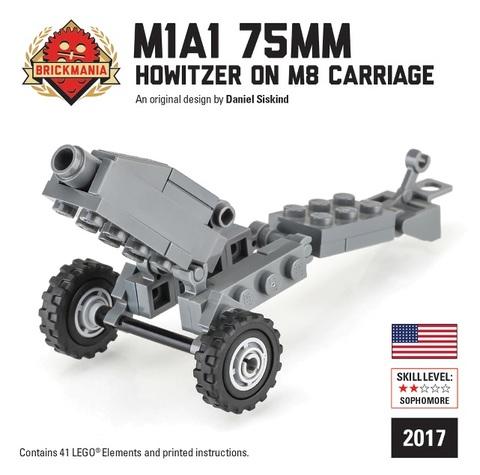 M1A1 75mm 榴弾砲