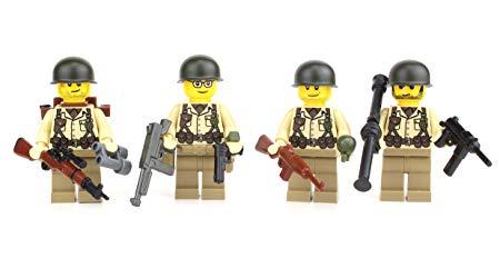 WW2アメリカ陸軍分隊コンプリートセット