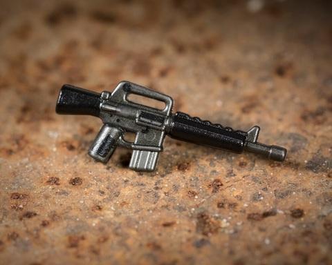 パーフェクトキャリバー/M16