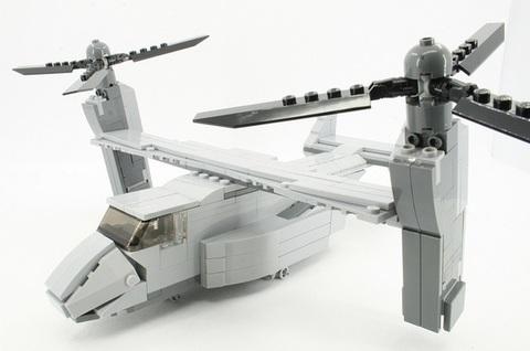 アメリカ軍MV-22オスプレイ:海兵隊仕様