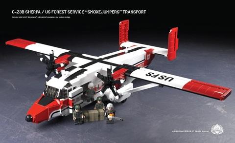 C-23B シェルパ 輸送機