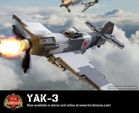 Yak-3 第2次世界大戦