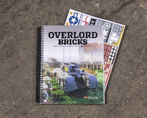 Overlord Bricks - Building instruciton book