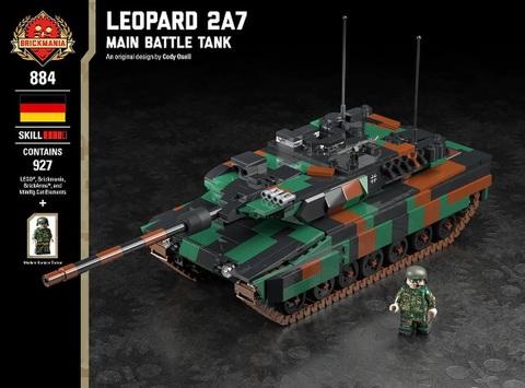 ドイツ軍 Leopard 2A7
