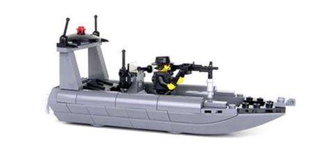 NAVY SEALs RHIB 攻撃ボート
