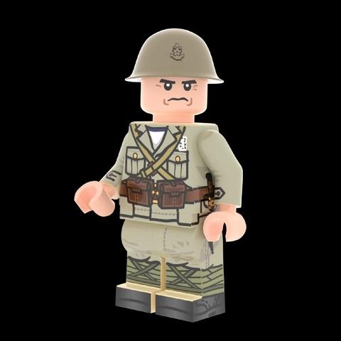 WWII 大日本帝国海軍陸戦隊