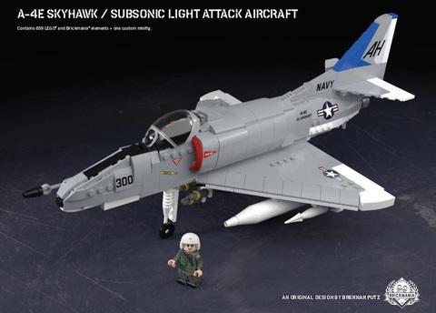 アメリカ軍 A-4E スカイホーク 艦上攻撃機