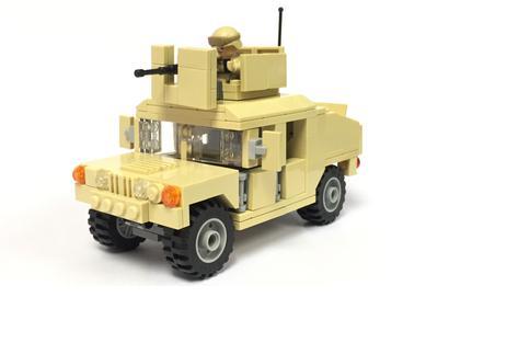アメリカ軍 M1025ハンヴィー タン  HMMWW