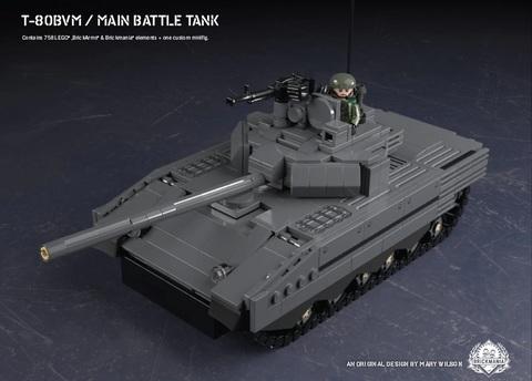 ソ連軍 T-80BVM 主力戦車
