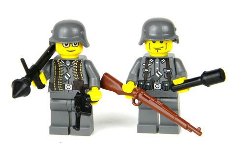 ドイツ国防軍二体セット