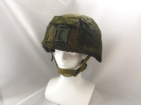 6B47 ヘルメット(アドバンスト) カバー付 VKBO装備にぜひ