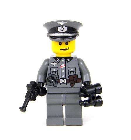 ドイツ国防軍:将校