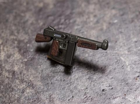 パーフェクトキャリバー/M1A1 V2 SMG