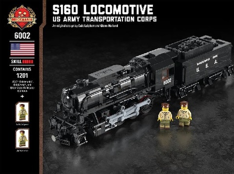 S160 Locomotive