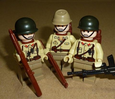 大日本帝国陸軍兵