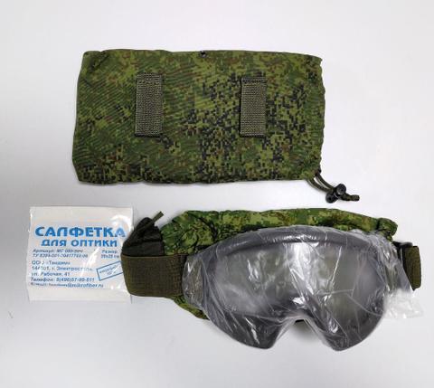 ロシア軍実物 官給品 6B34ゴーグルセット 新品
