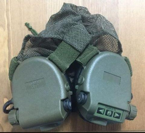 ロシア軍実物 官給品 6M2アクティブヘッドフォンセット 新品