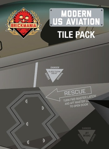 Modern US Aviation Tile Pack