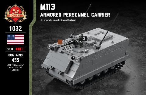 M113装甲兵員輸送車