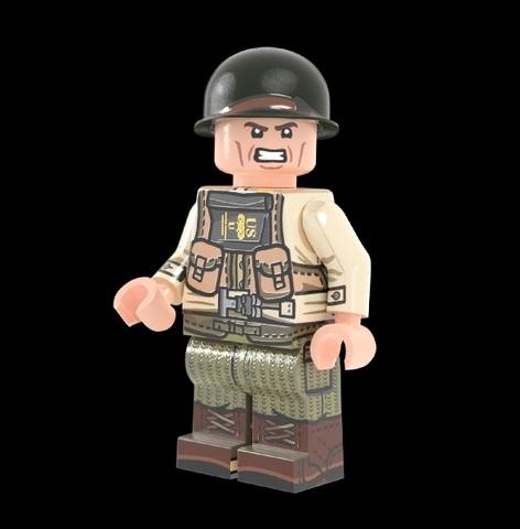 US アーミーレンジャー 2nd レンジャー(ポワントデュホックの戦い)