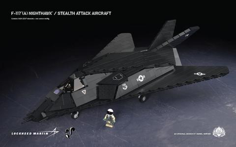 F-117 ナイトホーク