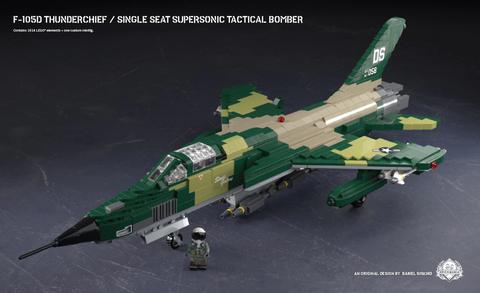 F-105 サンダーチーフ