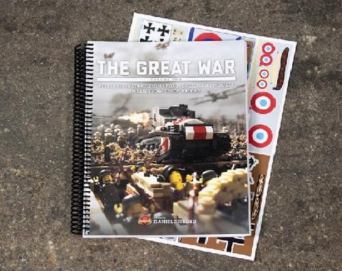 The Great War vol.2- Building instruciton book
