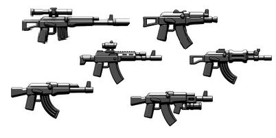 モダン・ロシアン・AKシリーズバンドルパック