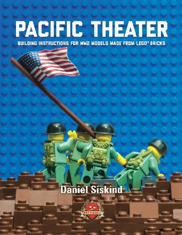 The Pacific Theater - Building instruciton book