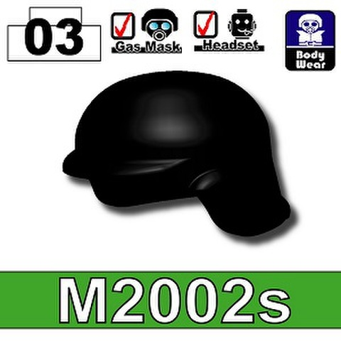M2002Sヘルメット