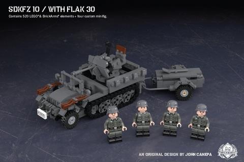 SdKfz 10/フラック30