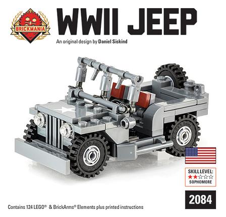 米軍WWII ジープ