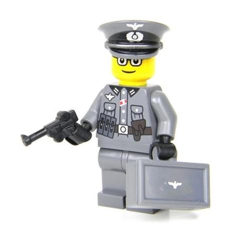 WWII ドイツ国防軍・オフィサー