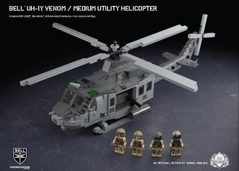Bell UH-1Y ヴェノム