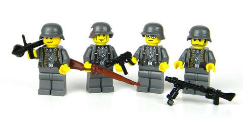ドイツ兵フルコンプリートセット