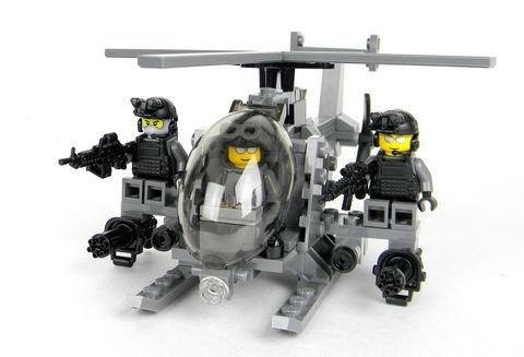 デルタフォース救援部隊セット