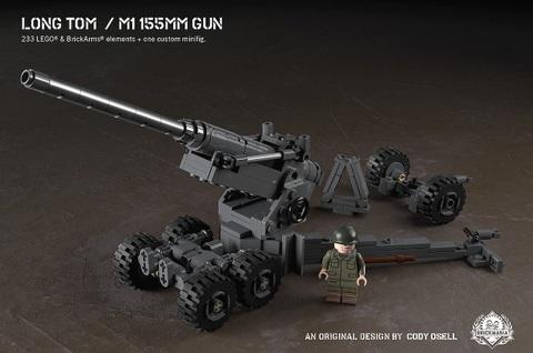 ロング トム/M1 115mm Gun