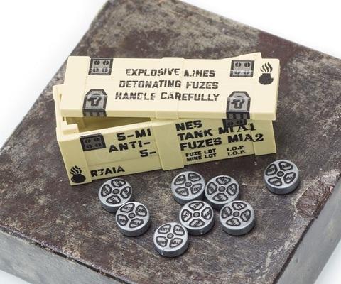 アメリカ軍対戦車地雷スペシャルパック