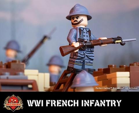 WWI  フレンチ インファントリー