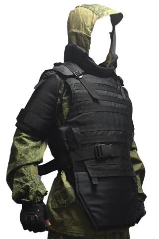 バガーリーボディーアーマー 複製/ブラック СОБР  SOBR FSB スペツナヅ 内務省