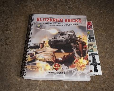 Blitzkrieg Bricks - Building instruciton book