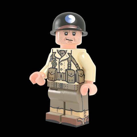 WWII アメリカ軍 BARガンナー