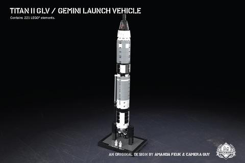 タイタンII GLV - ジェミニ宇宙船