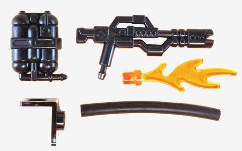 D93インシネレーター C14燃料タンク付