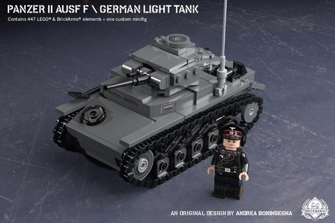 Panther II Ausf F/ドイツ軍 軽戦車