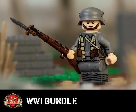 ドイツ軍 WWI バンドル