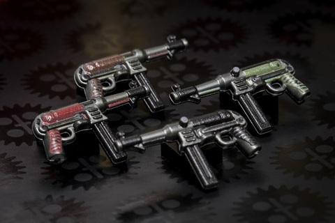 パーフェクトキャリバー/MP40