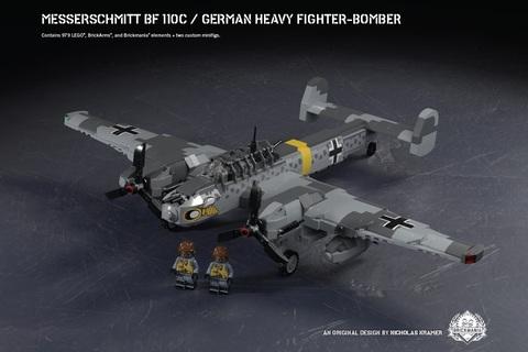 メッサーシュミット Bf110