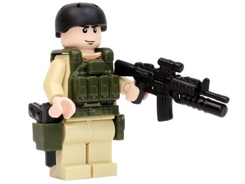 デルタフォースオペレーター(Black Hawk Down)